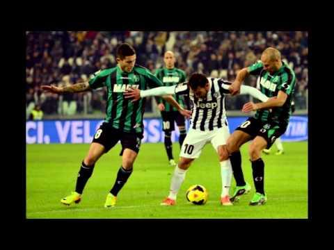 All Goals & Highlights Sassuolo vs Juventus 19 October 2014
