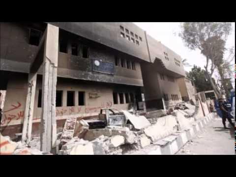 Egypt court upholds Muslim Brotherhood death sentences