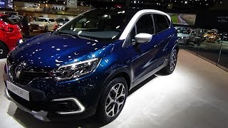 2019 Renault Captur Life TCe 90 - Exterior and Interior - Auto Show Brussels 2019