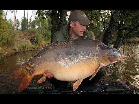 Carp fishing at Rainbow Lake, Peg 16, tackle & tactics, with Simon Crow
