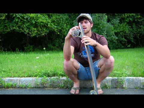 Original Longboard Trucks Pt.2: How to Fix Wave Cams