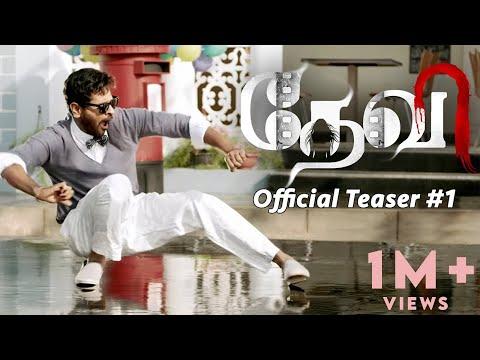 Devi(L) - Official Teaser 01 | Prabhudeva | Tamannaah | Vijay
