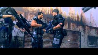 Bigger Than You Think - Binary Domain Trailer (PS3, Xbox 360)