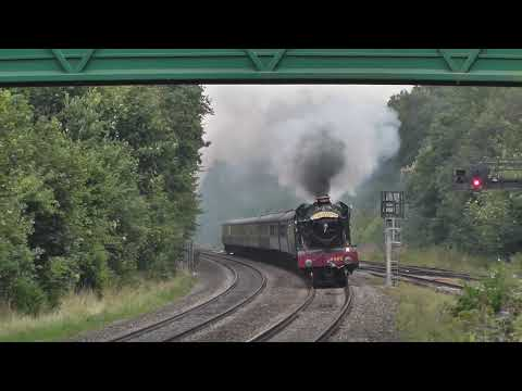 Masters Of The Mainline - U.K Steam Review - 2013