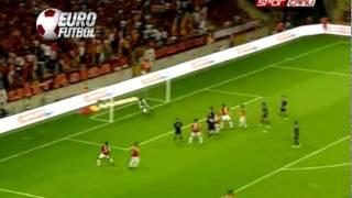 Galatasaray 3-0 Liverpool / Hazırlık Maçı 2011