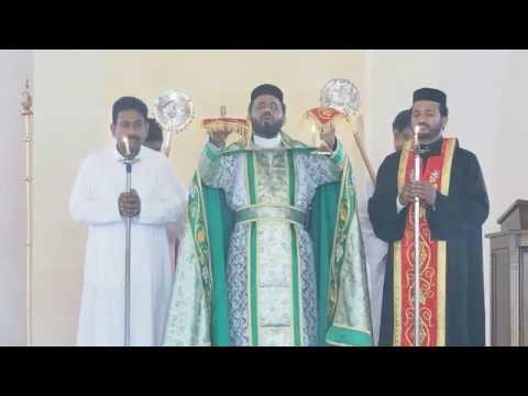 Jacobite Holy Qurbana English3-st Thomas Jsoc Melbourne video