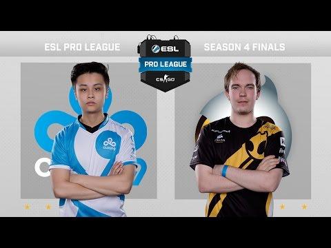 CS:GO - Cloud9 vs. Dignitas [Mirage] - Finals ESL Pro League Season 4 - Day 3 - Group B