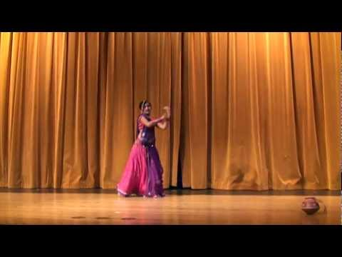Maiya Yashoda  Dance Performance By Priti video