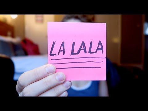 LA LA LA Cover | Carrie Hope Fletcher