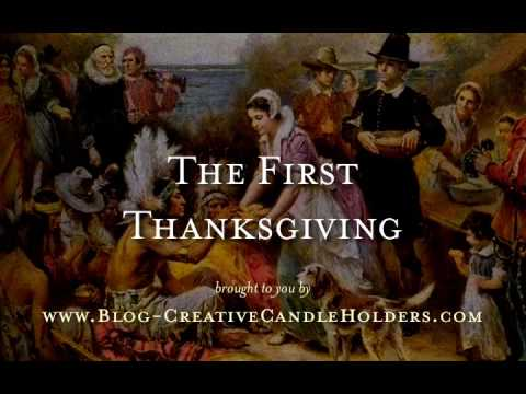 The First Thanksgiving Story