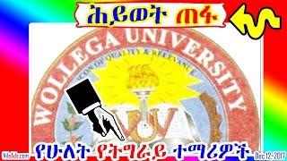 በወለጋ ዩኒቨርሲቲ የሻምቡ ግቢ ውስጥ የሁለት የትግራይ ተማሪዎች ሕይወት ጠፋ Wollega University Oromia Ethiopia - VOA