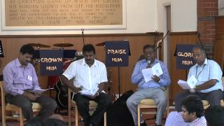 Q & A Panel Part 1 by Bro.Augustine Jebakumar