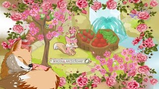 Speed Den Edit .:Fantasy Castle:. |Animal Jam|