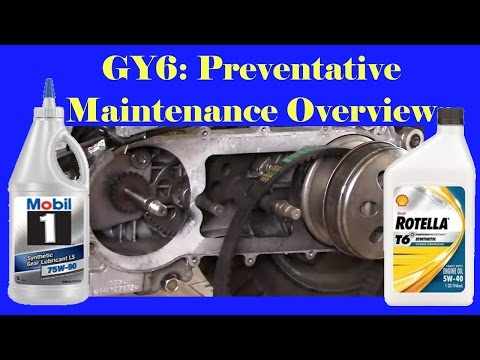 GY6: Preventative Maintenance