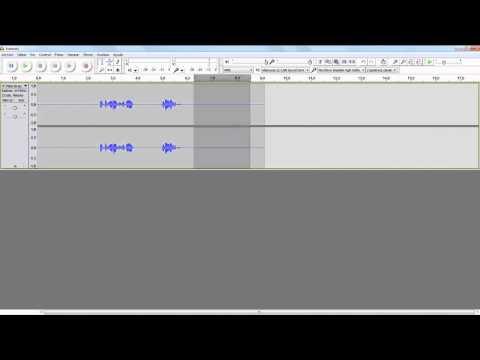 Tutorial: Mejorar audio de grabación con Audacity