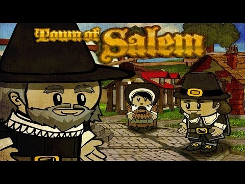 Town Of Salem - THE ARSONIST TWISTED LIES