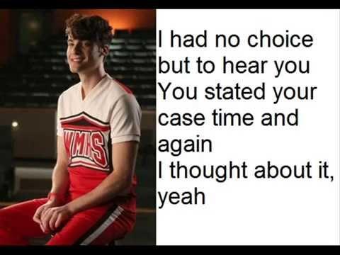 Glee Cast - Head Over Feetwill You Love Me Tomorrow
