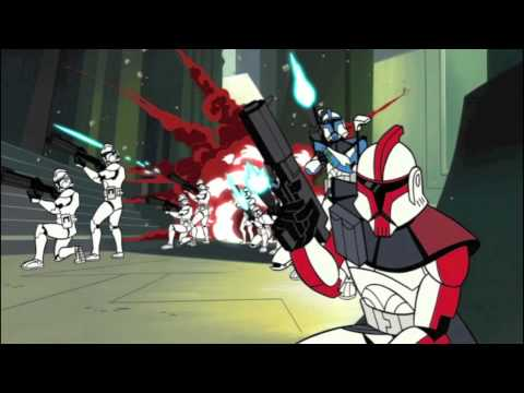 Clone Wars Micro Series Fanmade OST - Arc Trooper Theme