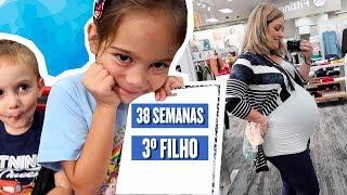 RETA FINAL E COMPRINHAS PARA O ENXOVAL - FLÁVIA CALINA