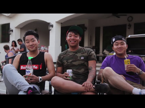 Asians Eat Weird Things ft. AJ Rafael (MUSIC VIDEO) - Fung Brothers