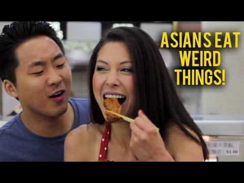 Aj Rafael - Asians Eat Weird Things