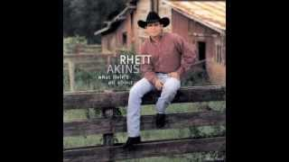 Watch Rhett Akins Im Finding Out video