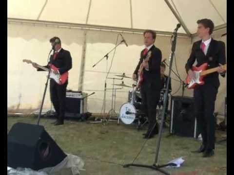 The Foottappers at Winterton-Dance On