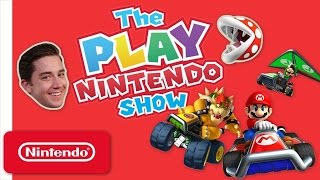 The Play Nintendo Show - Episode 6: Mario Kart 7 Road Hog