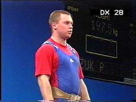 Men 94 kg B Weightlifting - Olympic Games Sydney 2000 - by GENADI - Sport Expert