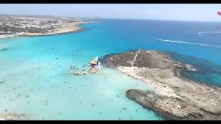 Cyprus nissi beach 26.8.2015