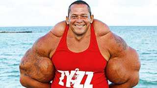 10 Weirdest Fake Bodybuilders