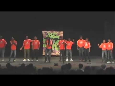 2013 DC SCORES Poetry Slam!: KIPP DC AIM Academy