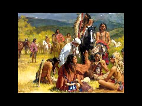 Native American Music - Rain Dance (traditional) video