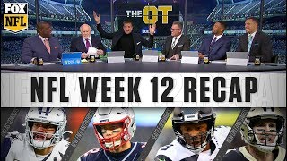 Week 12: Struggling Cowboys, Dominant Patriots, and Russell Wilson's leadership | FOX NFL