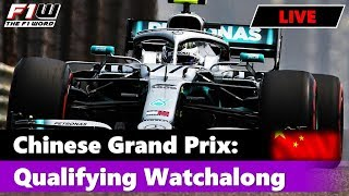 Chinese Grand Prix: Qualifying Commentary and Chat