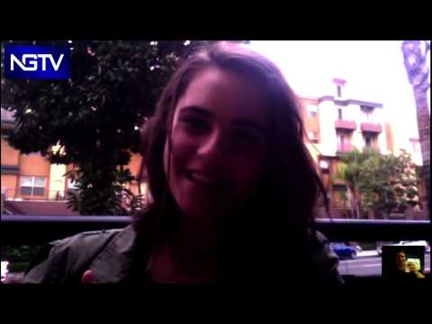 Ally Ioannides Dylan On Nbc S Parenthood