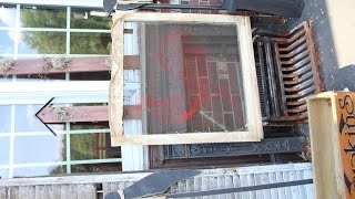 How To Upcycle An Old Screen Into A Work Of Art - DIY Home Tutorial - Guidecentral