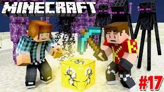 Minecraft Sinh Tồn #17 | DẠO CHƠI ENDER VÀ ĐẬP LUCKY BLOCK TROLL NGƯỜI - KiA Phạm (w/ Vamy Trần)