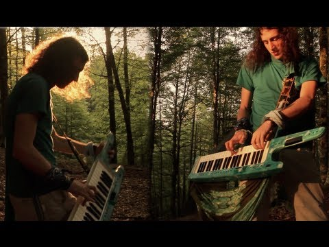 Canon Rock Keytar - Joe Atlan video
