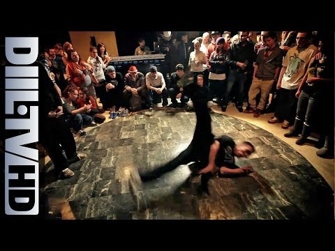 Who's The King - BITWY BBOY'ÓW 1 na 1 (DIIL.TV HD)