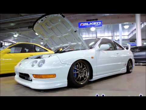 DC2 Integra Tribute