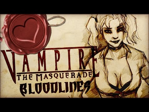 A Love Letter to Vampire: The Masquerade - Bloodlines