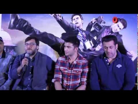 O Teri Trailer Launch | Salman Khan, Pulkit Samrat, Bilal Amrohi, Sarah Jane Dias