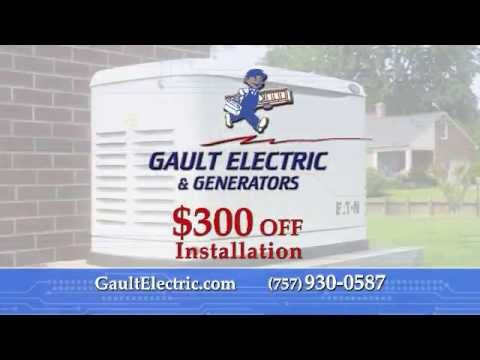 Gault Electric Commercial: Generators