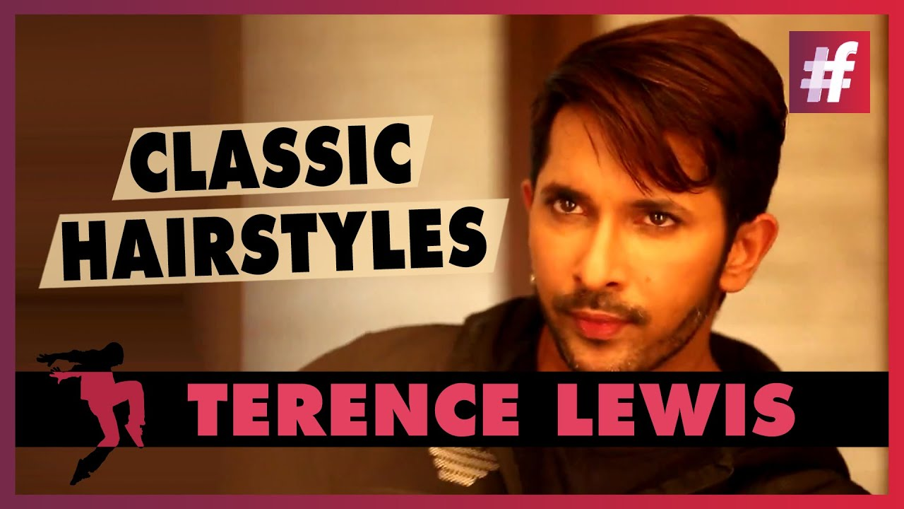 Terence Lewis Hairstyle Terence Lewis How to Create