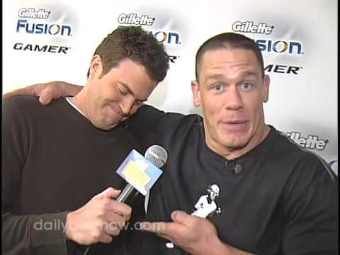 Derek Jeter & John Cena on The Daily Buzz Video