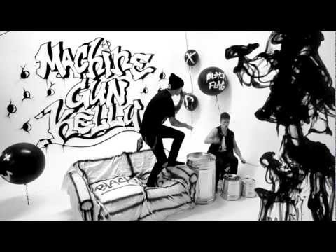 Machine Gun Kelly: Skate Cans (starring Ryan Sheckler) Official Music Video