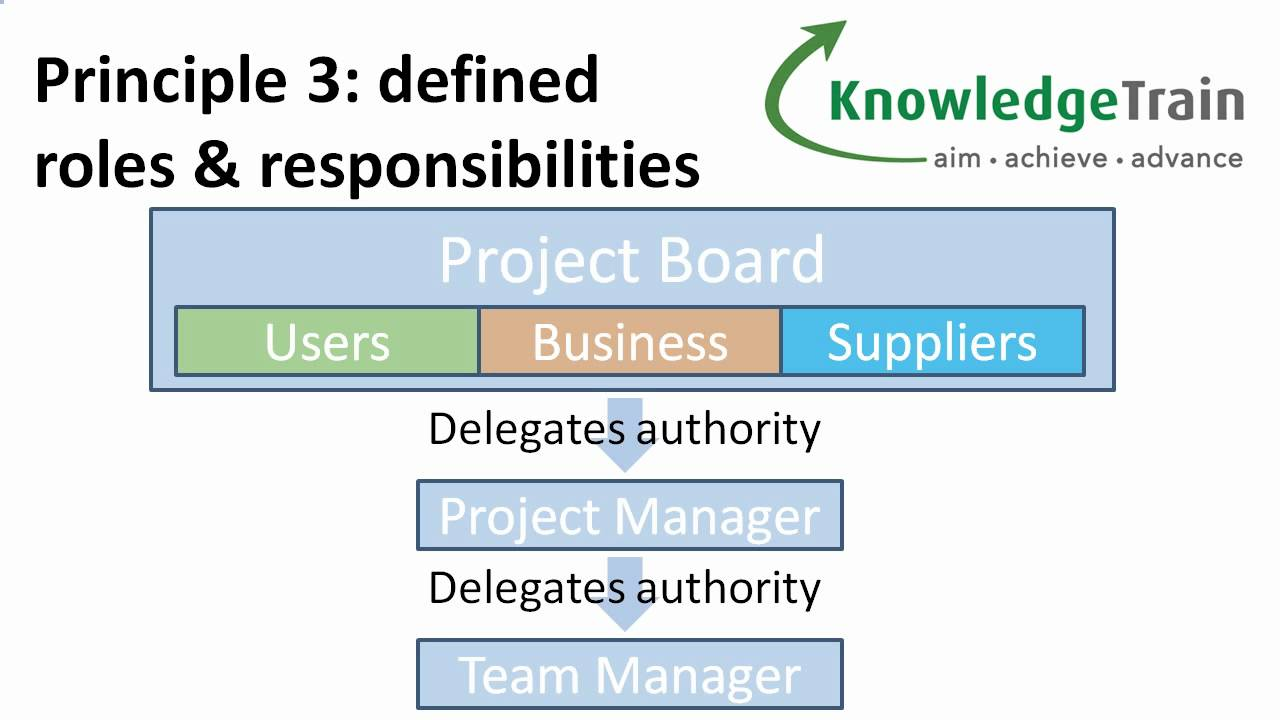 describe the background and principles of project management First principles of project management based on the criteria described in part 1 of this paper, the following first principles of project management have been.