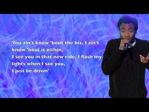 Logic - Driving Ms. Daisy (ft. Childish Gambino) - Lyrics