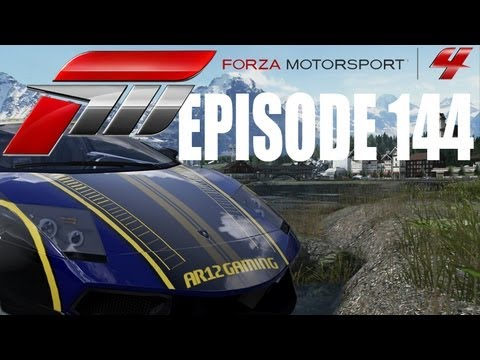 Forza Motorsport 4 - Forza Horizon vs Forza 4 - Episode 144